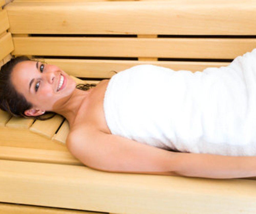Sauna: Entspannung made in Finnland!