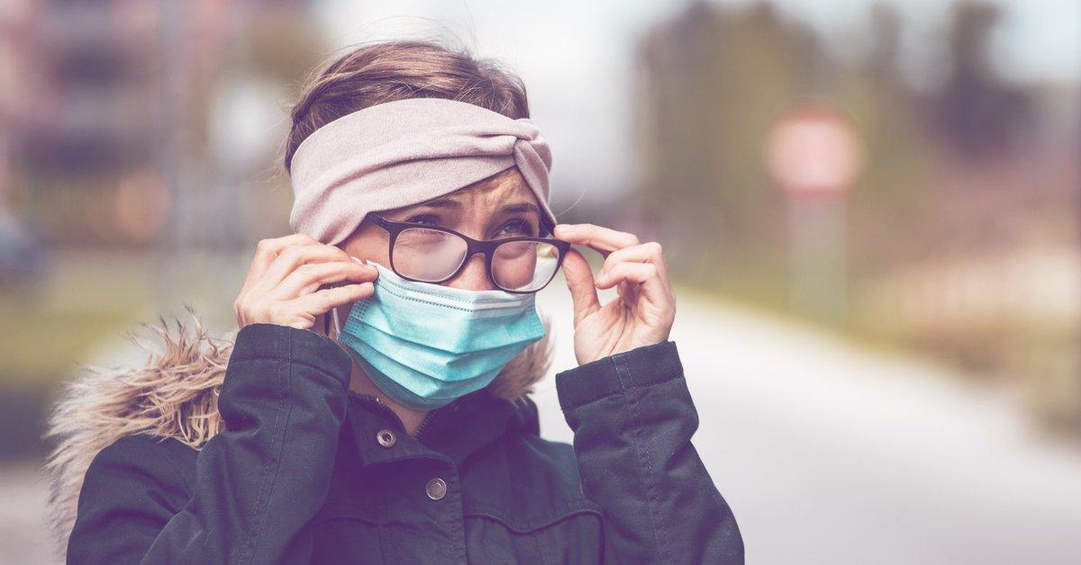 Brille Beschlägt Mit Maske Was Tun