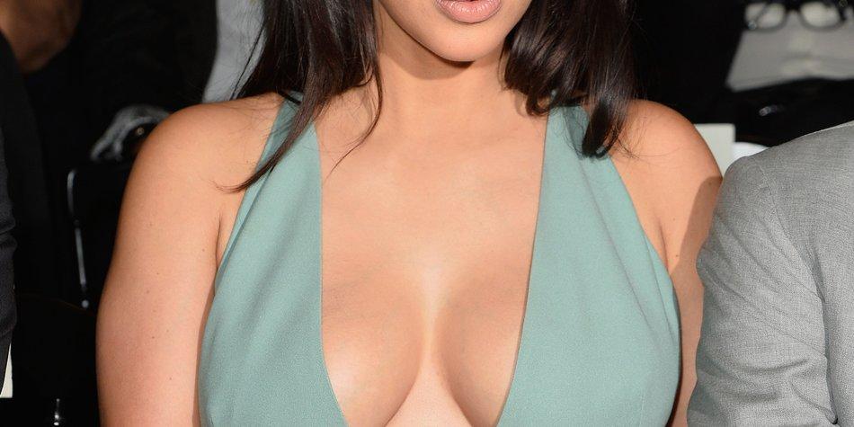 Kim Kardashian trauert ihrer Figur hinterher
