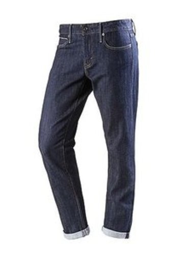 Die Boyfriend Jeans für den klassischen Typ.
