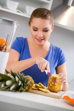 Monodiäten: Ananas-Diät