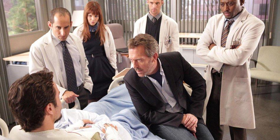 Dr. House: Ein Pakt mit Gott!
