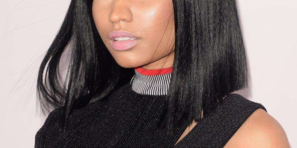 Nicki Minaj verarbeitet ihre Abtreibung
