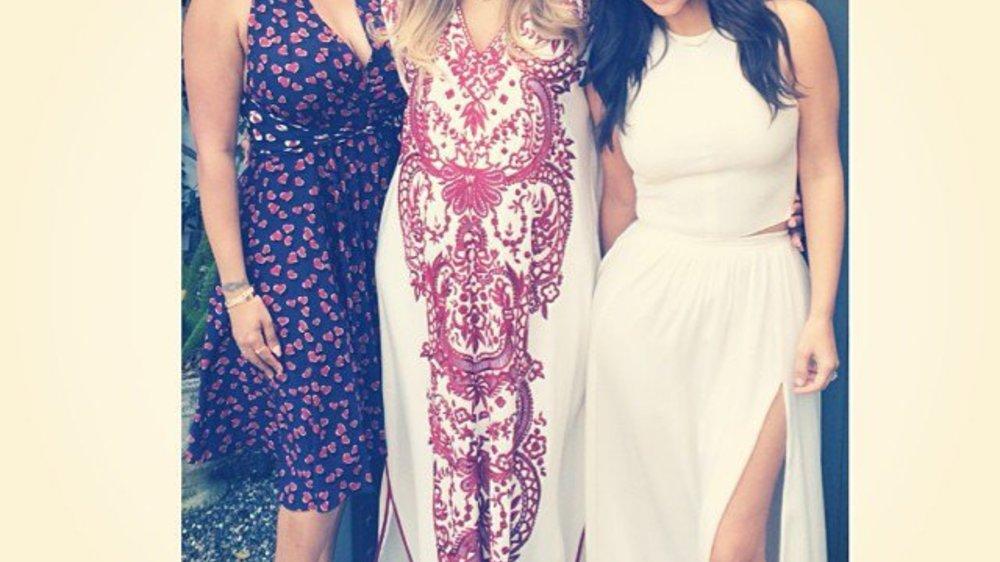 Ciara lädt zur Babyshower