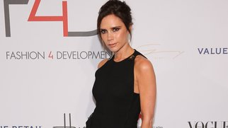 NEW YORK, NY - SEPTEMBER 28: UNAIDS goodwill ambassador Victoria Beckham attends the Fashion 4 Development's 5th annual Official First Ladies luncheon at The Pierre Hotel on September 28, 2015 in New York City. (Photo by Neilson Barnard/Getty Images for Fashion 4 Development)