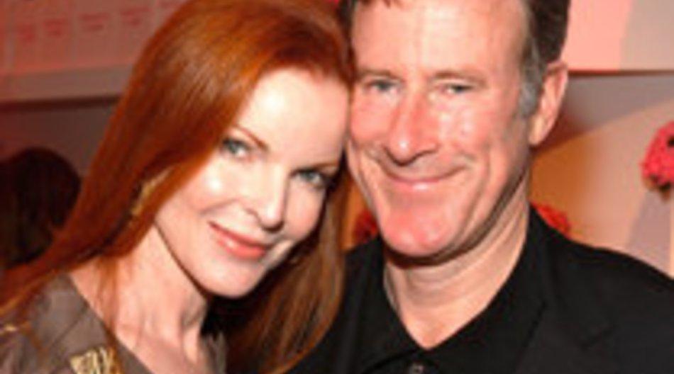 Desperate Housewive Marcia Cross: Ehemann wieder gesund
