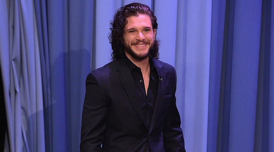 """NEW YORK, NY - MAY 13: Kit Harington Visits """"The Tonight Show Starring Jimmy Fallon"""" at Rockefeller Center on May 13, 2016 in New York City. (Photo by Theo Wargo/Getty Images for NBC)"""