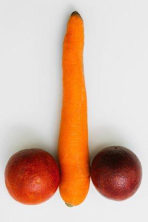 Karotten Penis