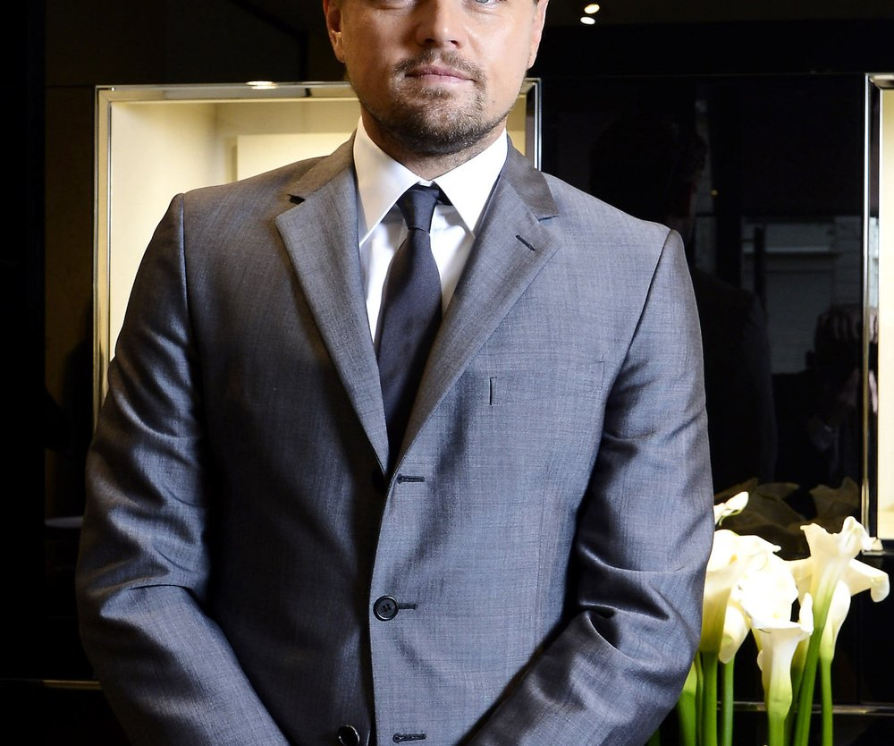 Leonardo DiCaprio macht Party