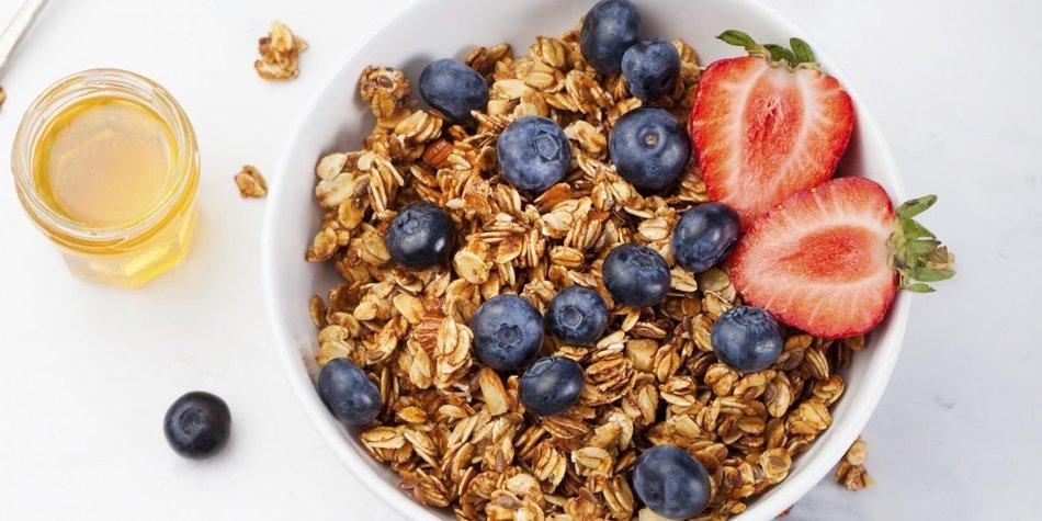 Frühstück Buddha Bowls