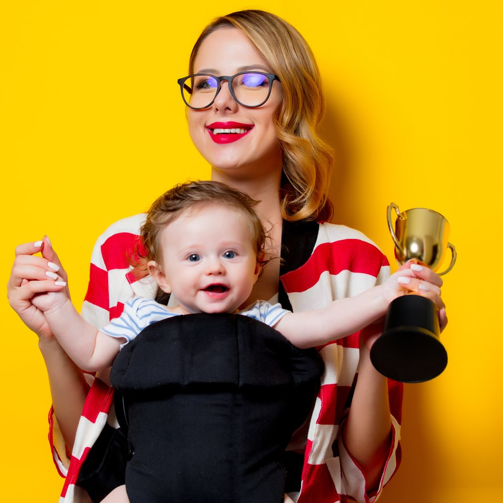 29 lustige Sprüche zur Geburt eines Kindes | desired.de