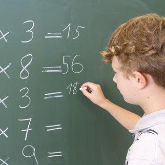 Mathe kann auch Spaß machen!