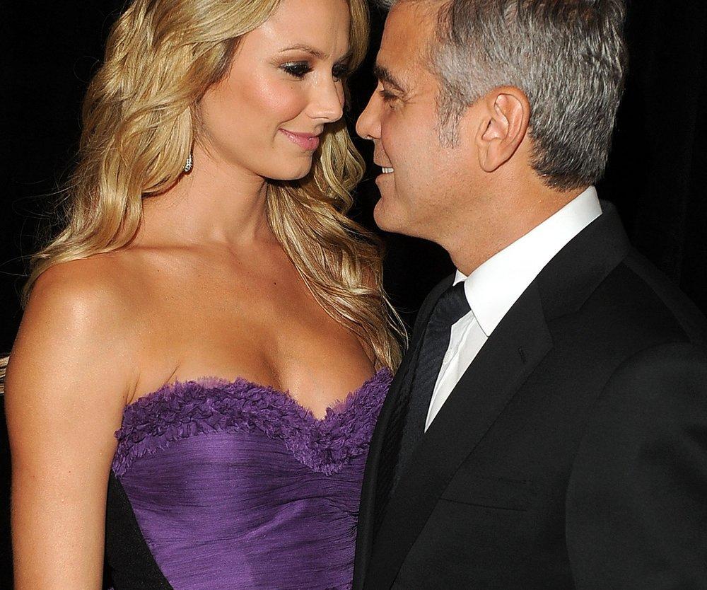 George Clooney wirklich verliebt?
