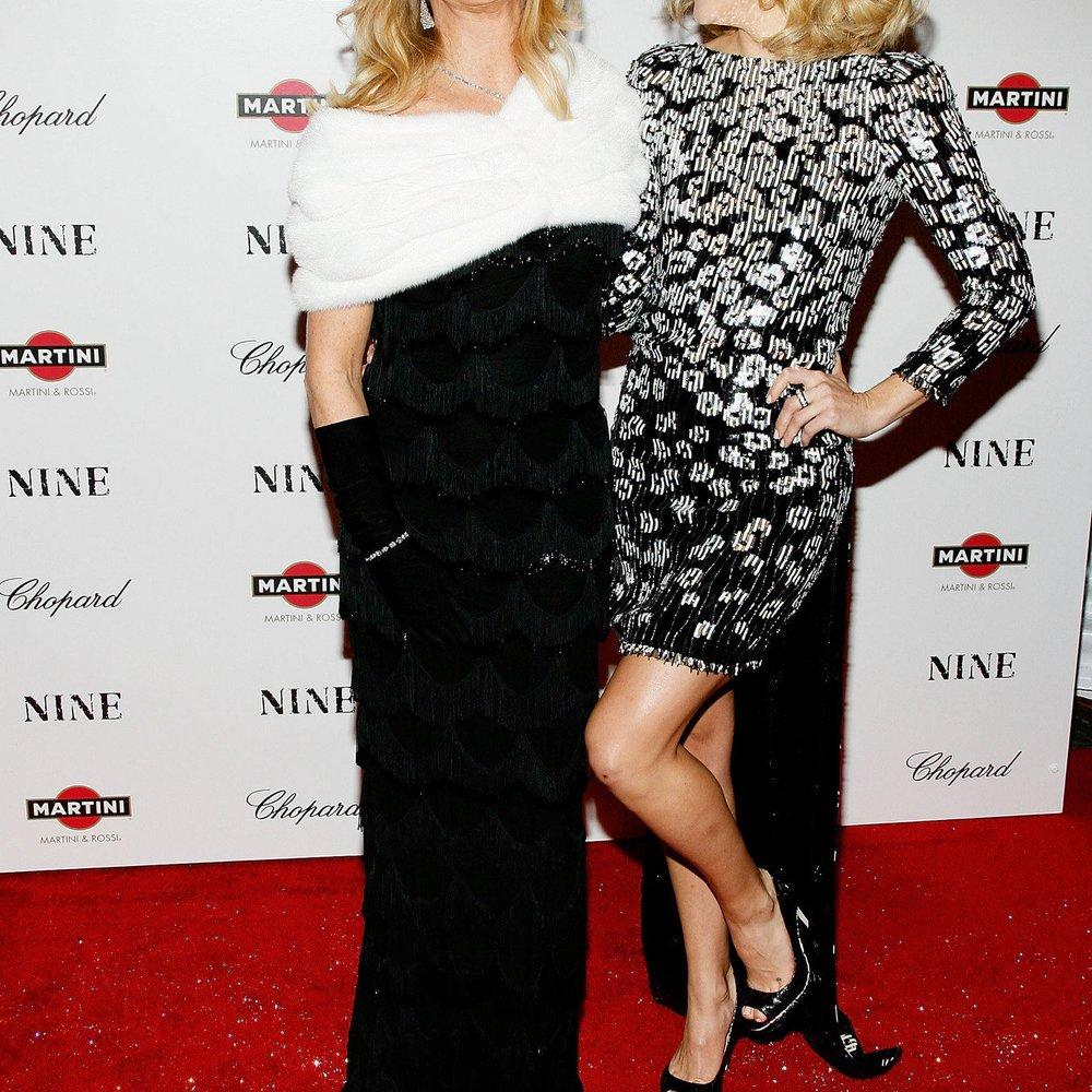 Goldie Hawn spricht über die Pläne ihrer Tochter
