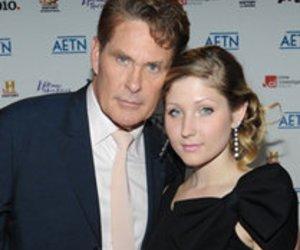 David Hasselhoff bedankte sich bei seiner Tochter