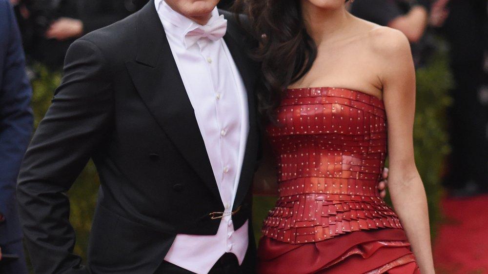 George Clooney sieht Amal Alamuddin mindestens einmal pro Woche