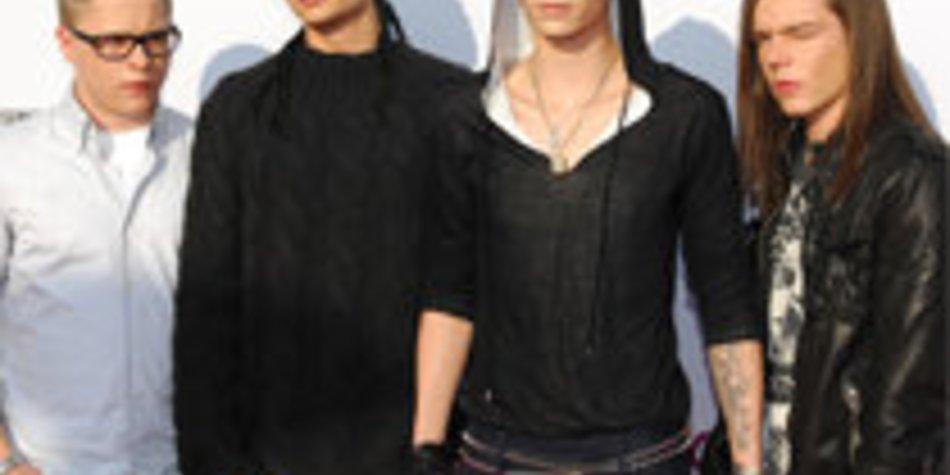 Tokio Hotel: Einbruch
