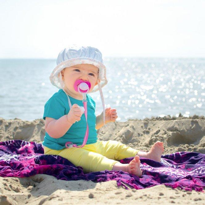 Sonnenallergie bei Kindern