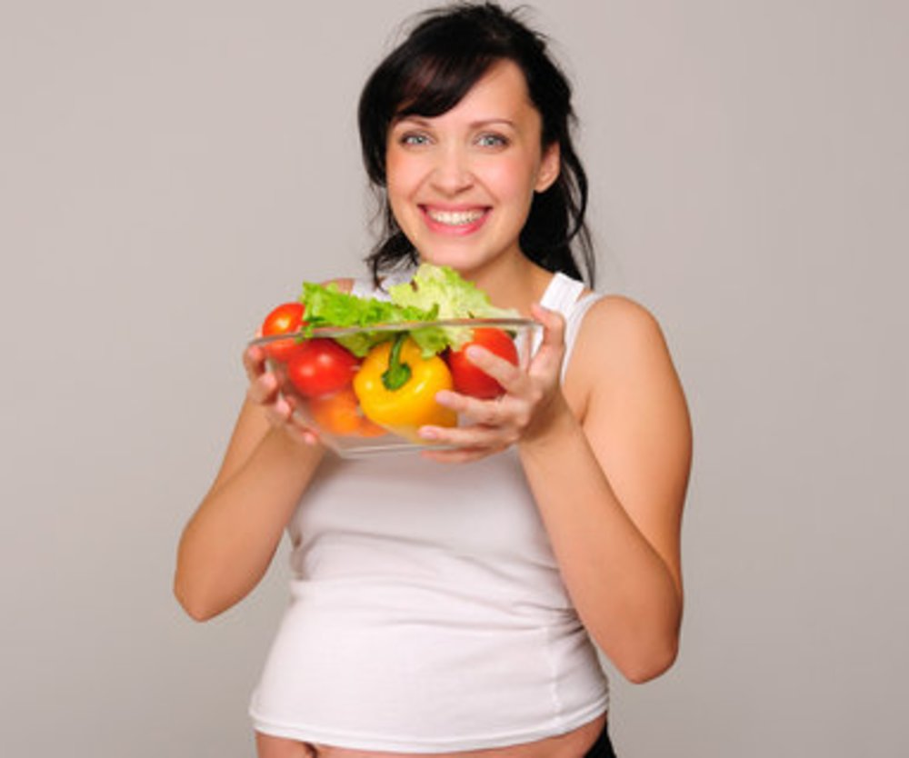 Essensregeln für Schwangere