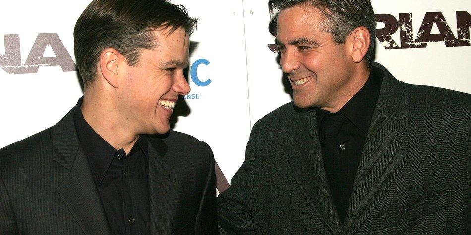 Matt Damon: Hat er es bereits geahnt?