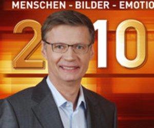 Günther Jauch erinnert an das Jahr 2010
