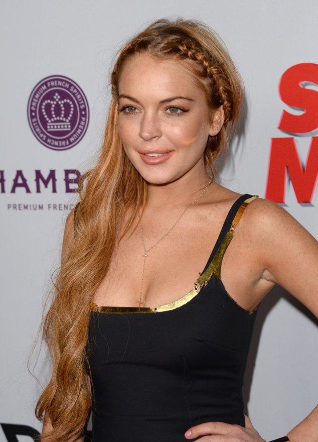 Lindsay Lohan kommt ungestraft davon