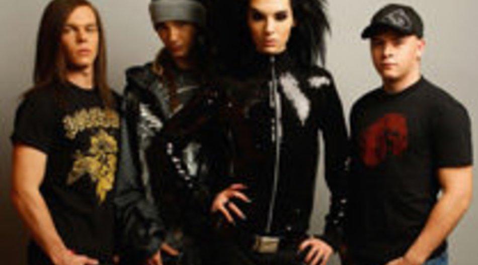 Tokio Hotel starten bald ihre Europatournee