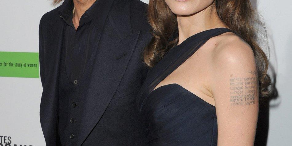 Angelina Jolie und Brad Pitt wollen eine simple Hochzeit