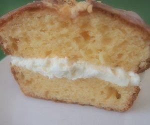 Rührkuchen mit Eierlikör Creme