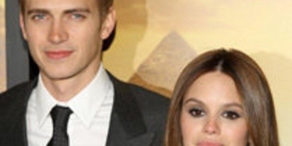 Rachel Bilson und Hayden Christensen sind verlobt