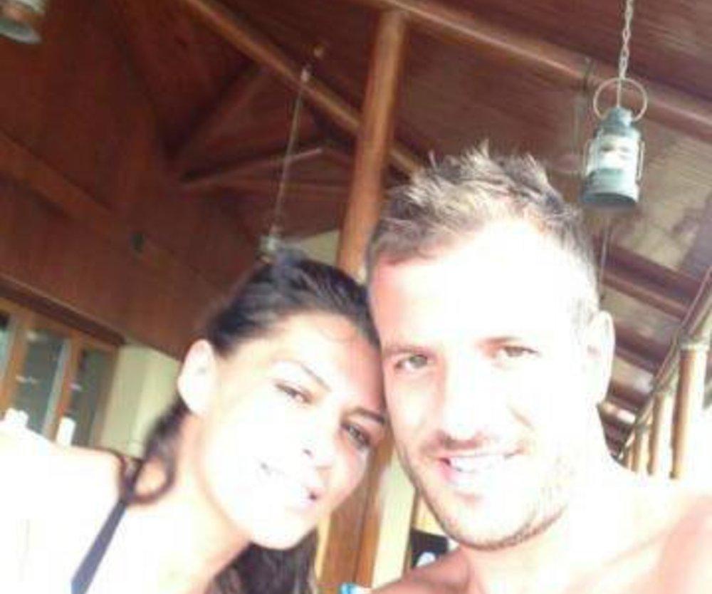Rafael van der Vaart: Liebesurlaub mit Sabia