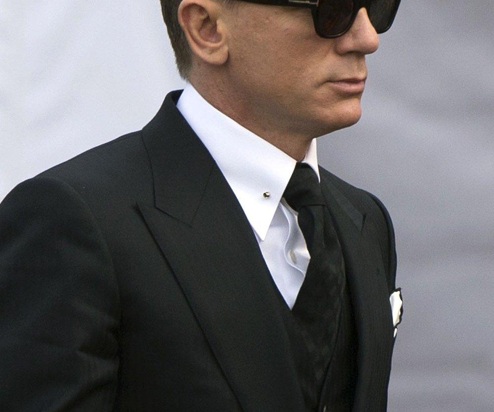 Daniel Craig: Bleibt er Agent 007?