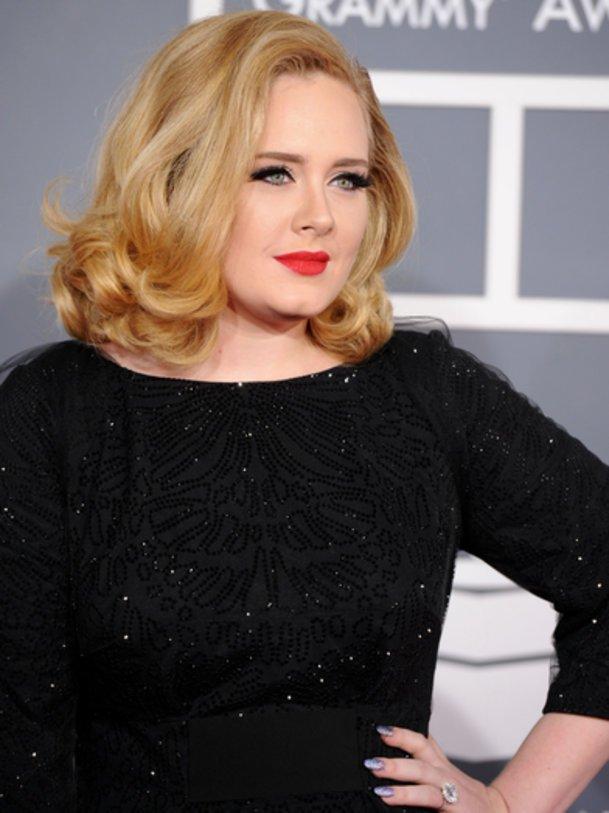 Hatte auch falsche Freunde: Adele