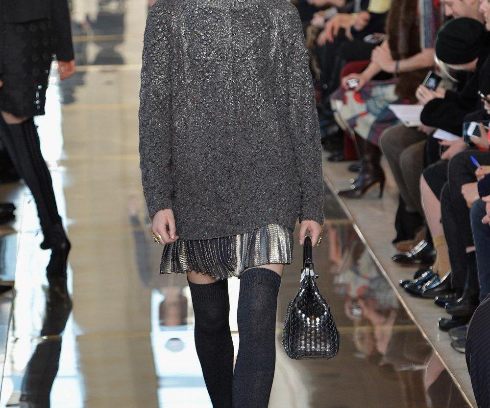New York Fashion Week: Tory Burch zeigt moderne Ritterinnen