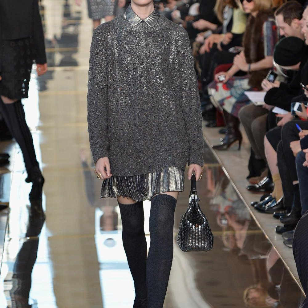 New York Fashion Week: Tory Burch zeigt moderne Ritterinnen