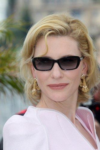 Schauspielerin Cate Blanchett ladylike