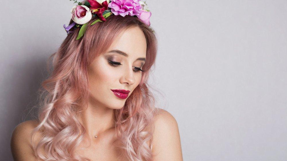 Haarfarben-Trends 2017