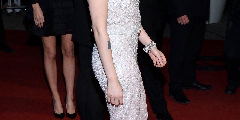 Kristen Stewart bleibt am Set immer sie selbst