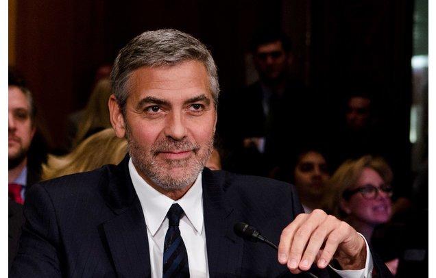 Die meisten Amerikaner würden George Clooney als Präsident vertrauen.