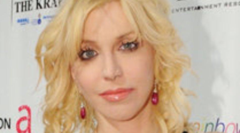 Courtney Love hält nichts von Selbstmord