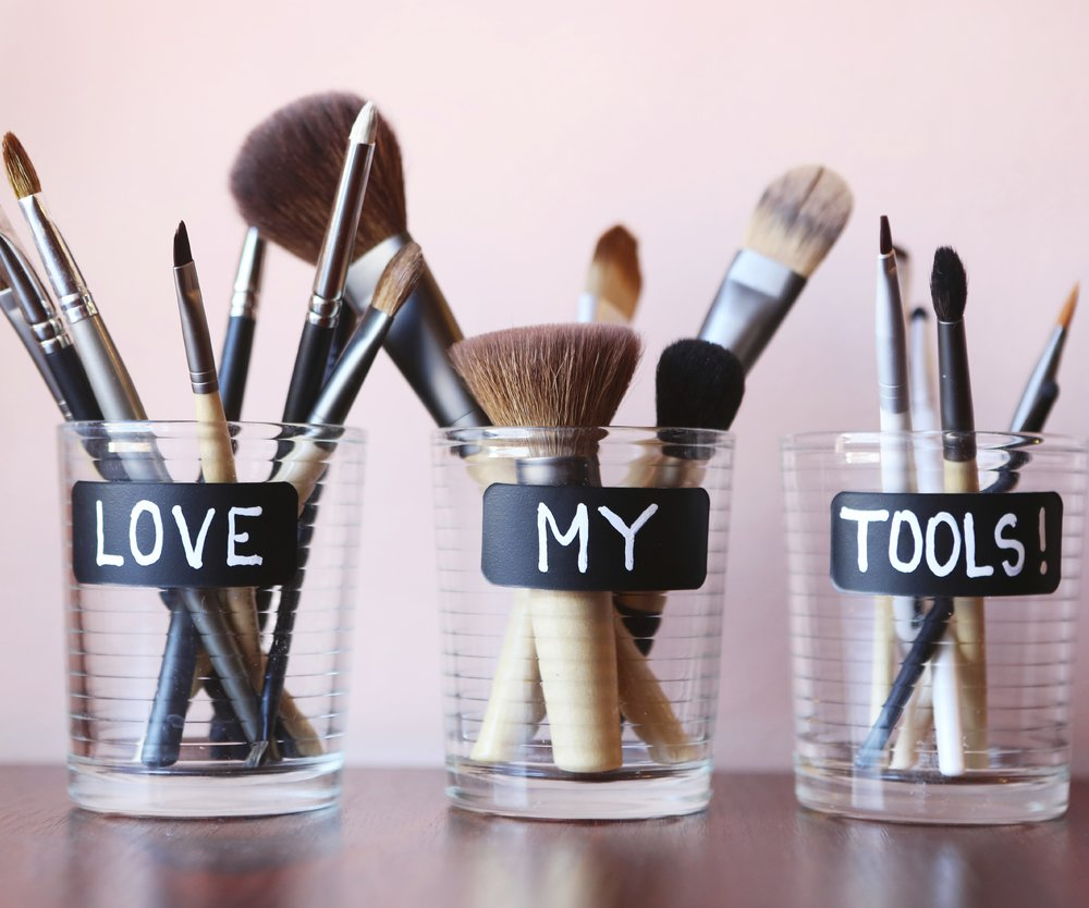 Make-up-Pinsel