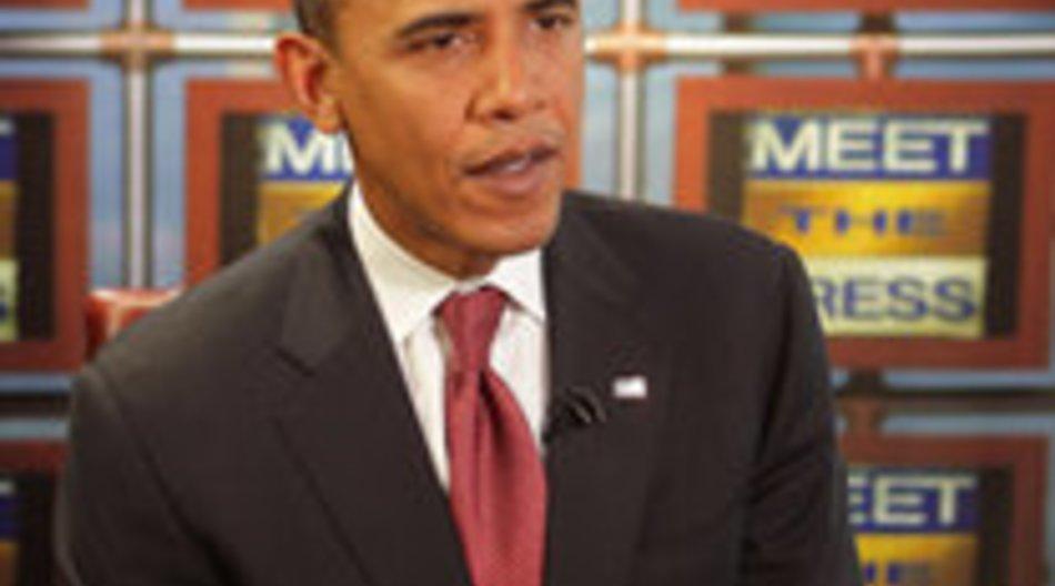 Obama jung und knackig!
