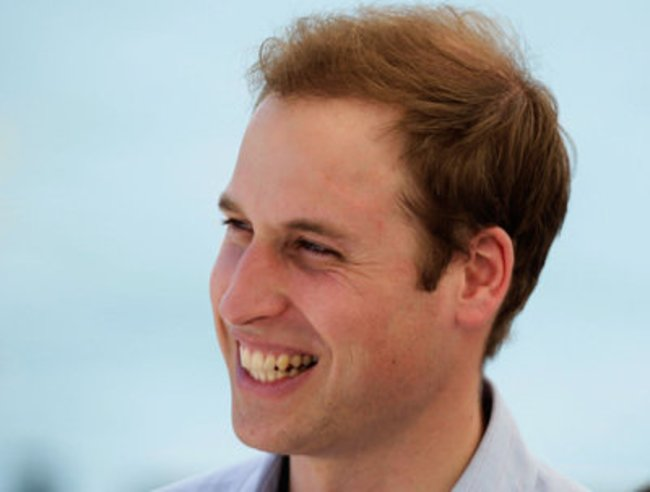 Der Sohn von Prinz Charles Prinz William