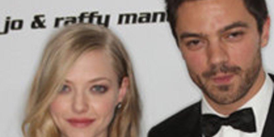 Amanda Seyfried: Pause von Freund Dominic Cooper