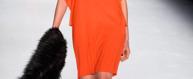Orange ist die Trendfarbe 2015