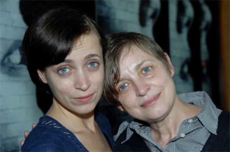 Katharina und Anna Thalbach sind zwei Schauspielerinnen aus Berlin