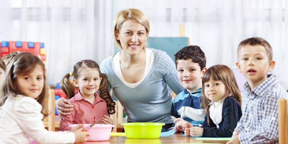 Kennenlernspiele im Kindergarten