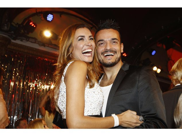 Jana Ina Zarrella und Ehemann Giovanni