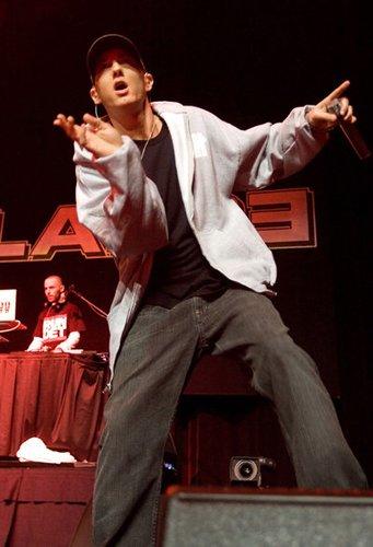 Eminem ist für die VMAs nominiert