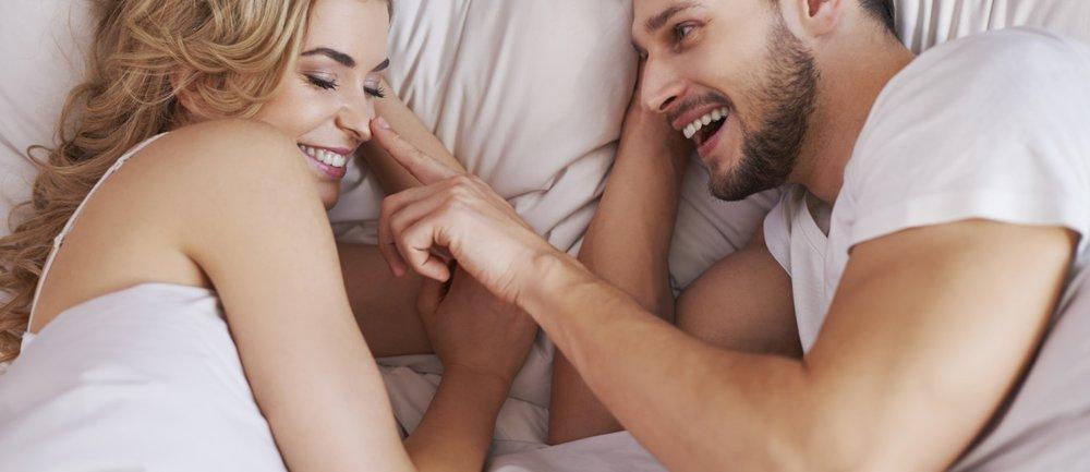 Wie verlieben sich Männer?
